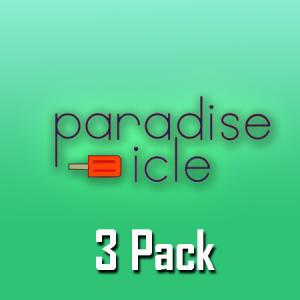 Paradise Icle (50ml, Shortfill) 3pack