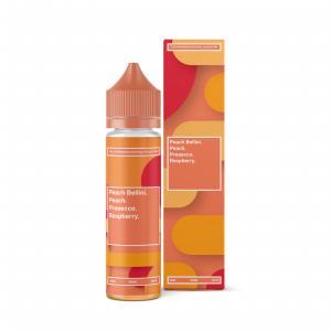 Supergood - 50ml - Peach Bellini - Peach Prosecco Raspberry