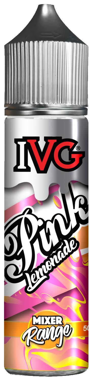 IVG Mixer Range | Pink Lemonade