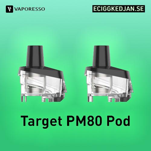 Vaporesso | Target PM80 Pod Accessory (4ml) (2pack)