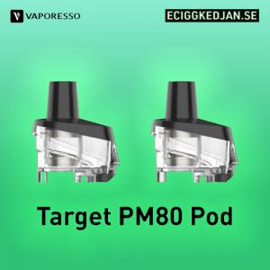 Vaporesso - Target PM80 - Pod Accessory (4ml) (2pack)