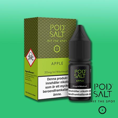 Pod Salt - Core - Apple