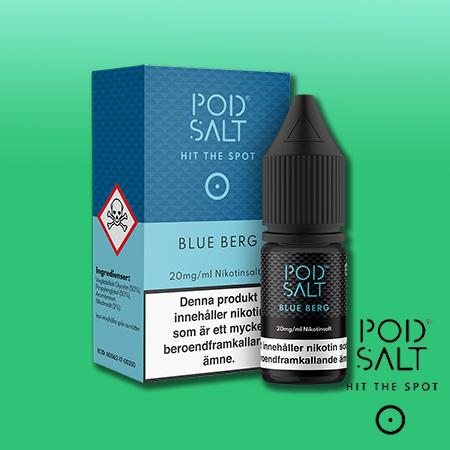 Pod Salt - Core - Blue Berg