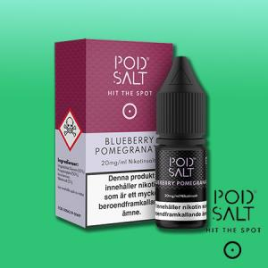 Pod Salt - Core - Blueberry Pomegranate
