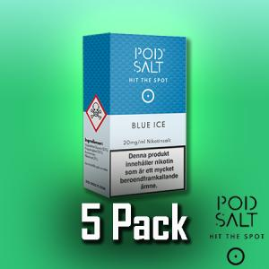 Pod Salt Core   Blue Ice