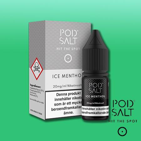 Pod Salt - Core - Ice Menthol
