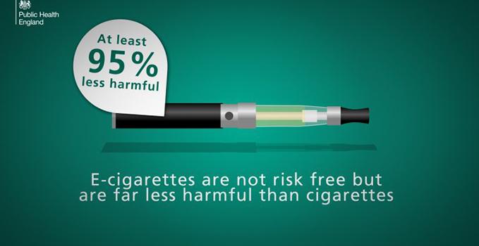 Är E-Cigaretter bättre än vanliga cigaretter?