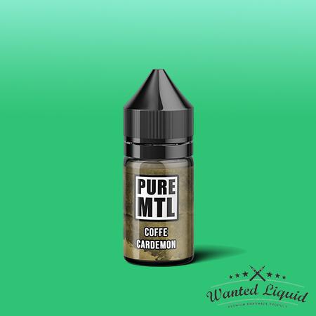 Pure MTL | Coffee Cardemon