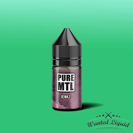 Pure MTL | Jenkz Bubblegum