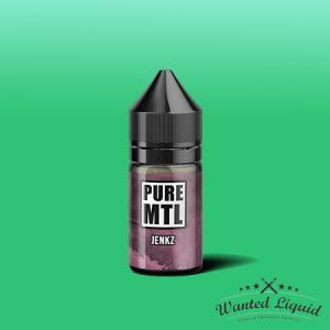 Pure MTL - Jenkz Bubblegum (10ml, Shortfill, MTL)