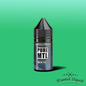 Pure MTL - Menthol (10ml, Shortfill, MTL)