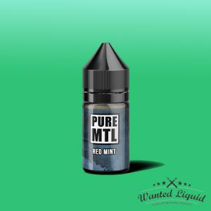 Pure MTL | Red Mint