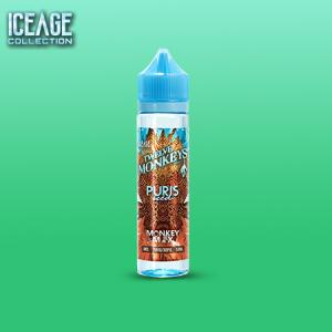 12 Monkeys Ice Age - Puris Iced (50ml, Shortfill)