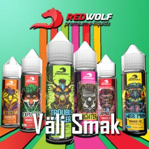 Red Wolf - 40ml