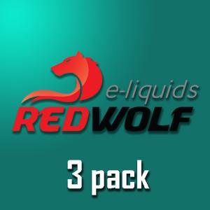 Red Wolf - 3pack