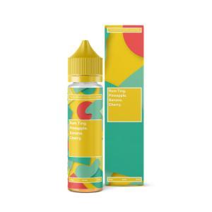 Supergood - 50ml - Rum Ting - Pineapple Banana Cherry