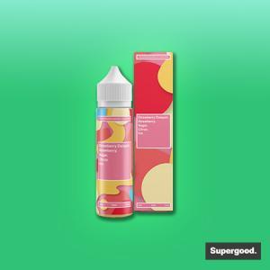 Supergood - Strawberry Daiquiri (50ml, Shortfill)