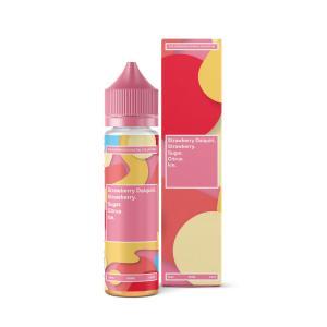 Supergood - 50ml - Strawberry Daiquiri - Strawberry Sugar Citrus Ice