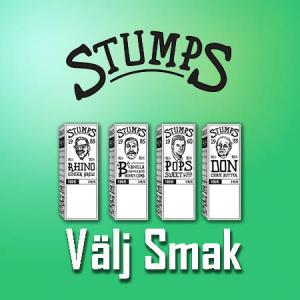 Stumps - 50ml - Rhino Ginger Brew