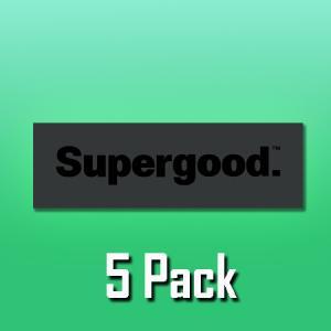 Supergood (50ml, Shortfill, 5pack)