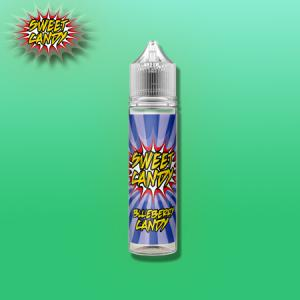 Sweet Candy - Blueberry Candy (50ml, Shortfill)
