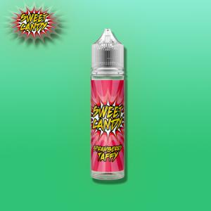 Sweet Candy - Strawberry Taffy (50ml, Shortfill)