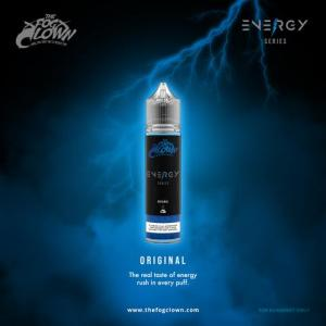 Fog Clown - Energy - Original (50ml, Shortfill)