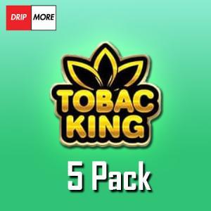 Tobac King (100ml, Shortfill, 5pack)