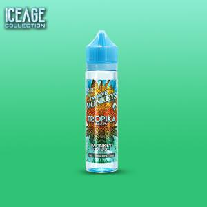 12 Monkeys Ice Age - Tropica Iced (50ml, Shortfill)