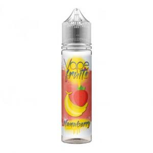 Vape Fruits - Nanaberry (50ml, Shortfill)