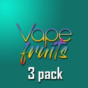 Vape Fruits - 3pack