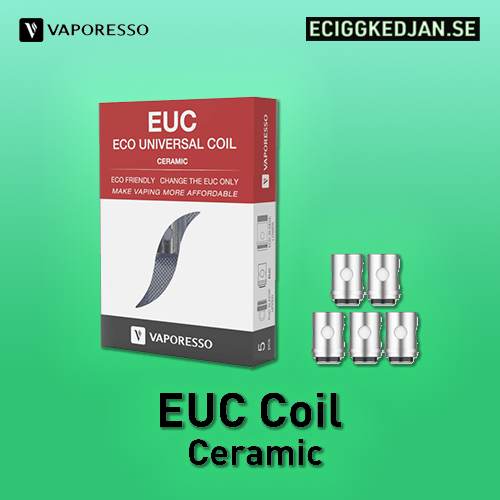 Vaporesso - EUC Coil - 5pack Coils