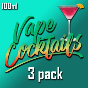 Vape Cocktails 100ml - 3pack