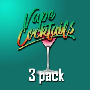 Vape Cocktails - 3pack