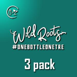 Wild Roots - 3pack