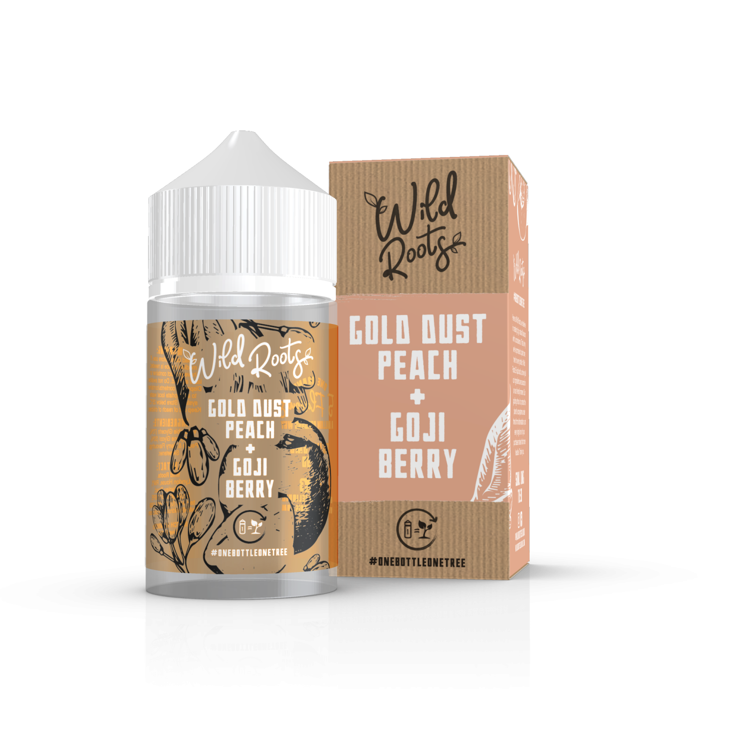 Wild Roots - 50ml - Gold Dust Peach
