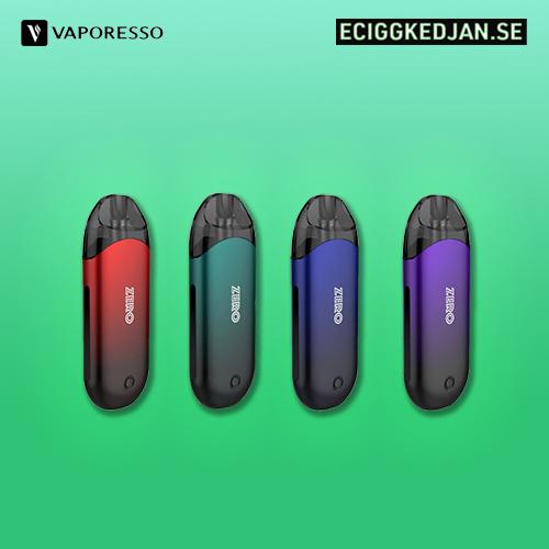 Vaporesso - Zero Startkit - (2ml) (Care Version)