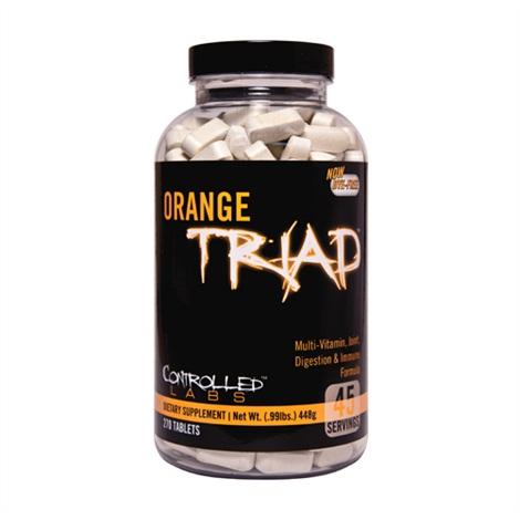 Bildresultat för Controlled Labs – Orange Triad