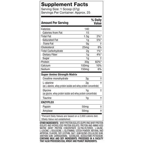 Bästa proteinpulvret för viktökning