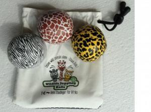 Wildlife Jongleringsbollar