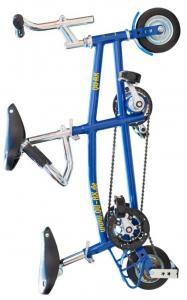 Minicykel Tandem
