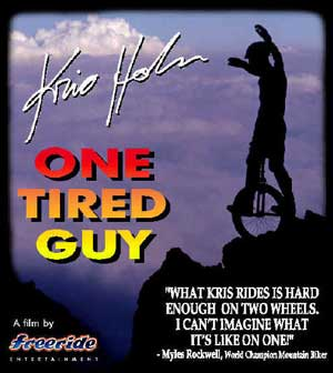 Kris Holm - One Tired Guy