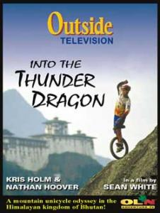 Kris Holm - Into the Thunder Dragon