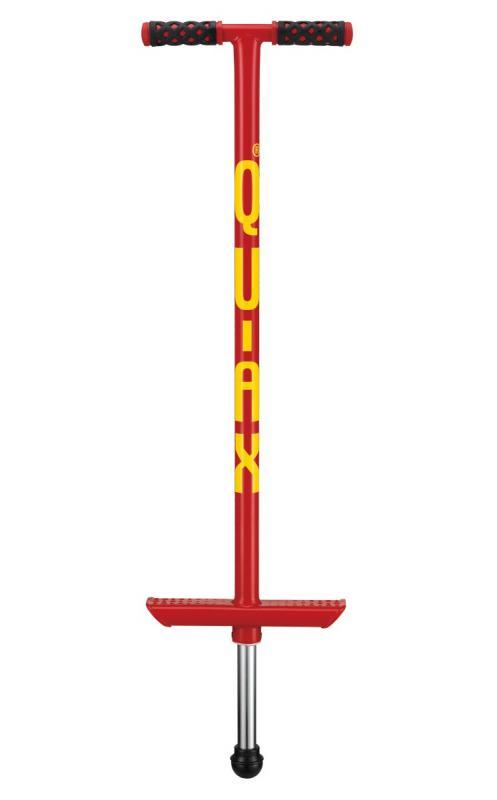 Hoppstylta - Pogo Stick upp till 30 kg - QU-AX