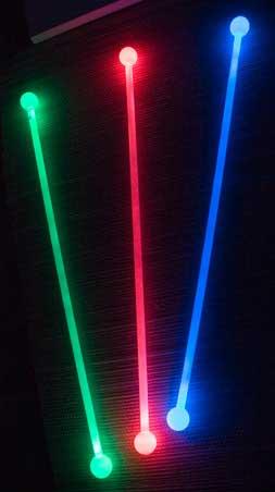 LED Långstav 120/140 cm