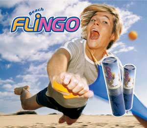 Beach Flingo - Originalet