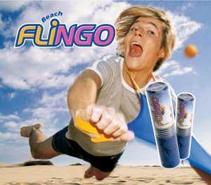 Beach Flingo - Originalet