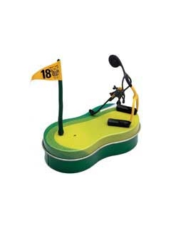 Golfing Joe  bender