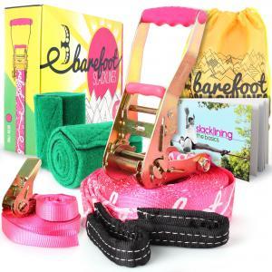 Slack Line Barefoot