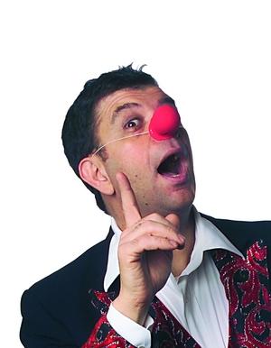 Clownnäsa Knubbis